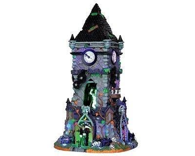 Lemax 2015 Haunted Clock Tower #35531 NIB