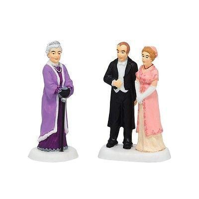 Dept 56 Dicken's 2014 Downton Legacy Continues #4036514 NIB FREE SHIP 48 STATES