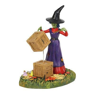 Dept 56 Halloween 2018 Moving With Magic #6002303 NIB FREE SHIPPING 48 STATES