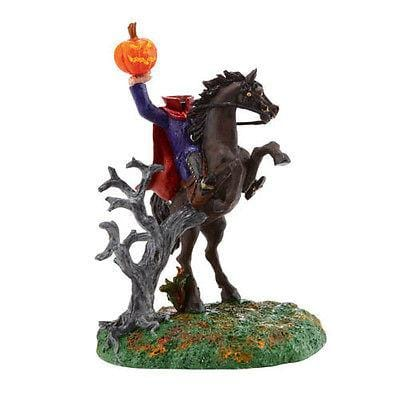 Dept 56 Halloween 2011 The Headless Horseman #4020240 NIB FREE SHIPPING 48 STATE