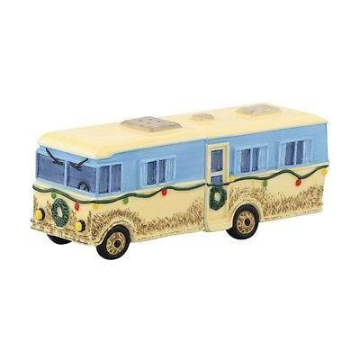 Dept 56 Christmas Vacation Cousin Eddie's RV Salt & Pepper Set #4040608 NIB