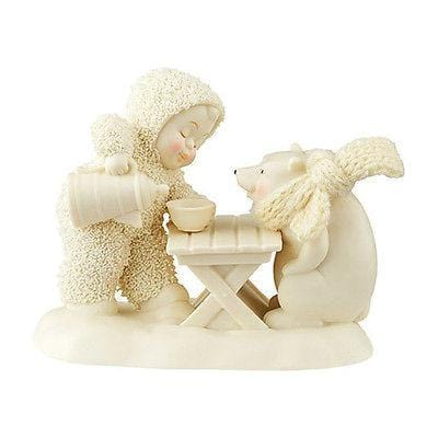 Dept 56 Snowbabies 2015 Bearly Awake #4046562 NIB FREE SHIPPING 48 STATES