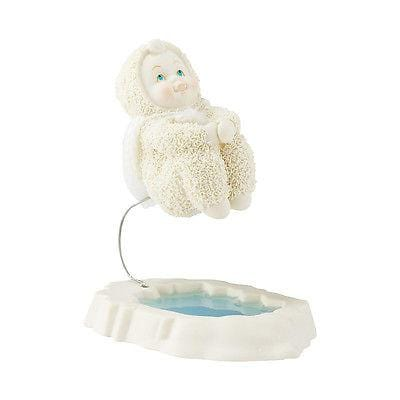 Dept 56 Snowbabies 2016 Cannonball #4051881 NIB FREE SHIPPING 48 STATES