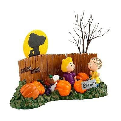 Dept 56 Peanuts 2014 Where Is The Great Pumpkin? #4032658 NIB FREE SHIP 48 STATE