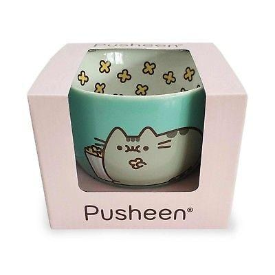 Enesco Our Name Is Mud 2018 Pusheen Popcorn Snack Bowl #6001938    Free Shipping 48 States    2018