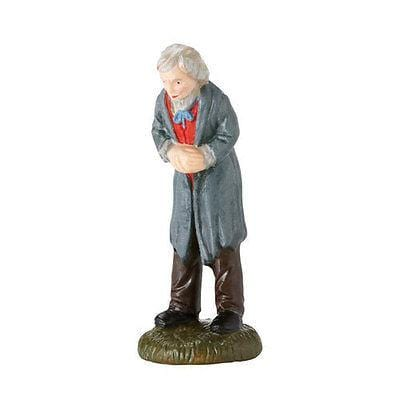 Dept 56 New England 2012 Old Man Of The Gables #4025354 NIB FREE SHIPPING