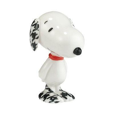 Dept 56 Peanuts Snoopy By Design Hound's-Tooth #4030867 NIB FREE SHIP 48 STATES