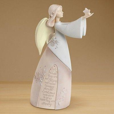 Foundations 2015 Bereavement Angel #4014049 NIB FREE SHIPPING 48 STATES