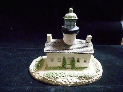 Harbour Lights Lighthouse Old Point Loma, CA 1798/5500 #105 FREE SHIP 48 STATES