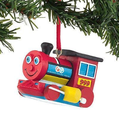 Dept 56 2014 Fisher Price Huffy Puffy Ornament #4037444 NEW FREE SHIP 48 STATES