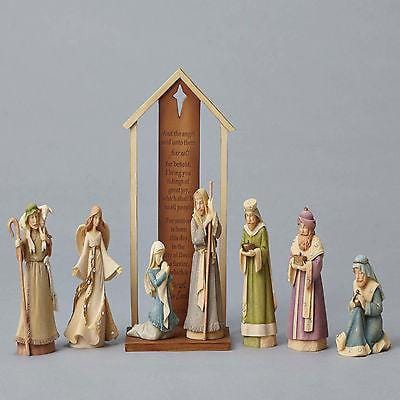 Foundations #4053520 Nativity 8pc Set