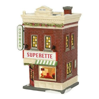Dept 56 A Christmas Story 2019 Hohman Superette #6003304   Free Shipping 48 States 2019