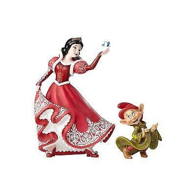 Disney Showcase 2017 Snow White w/Dopey #4058287   FREE SHIPPING 48 STATES
