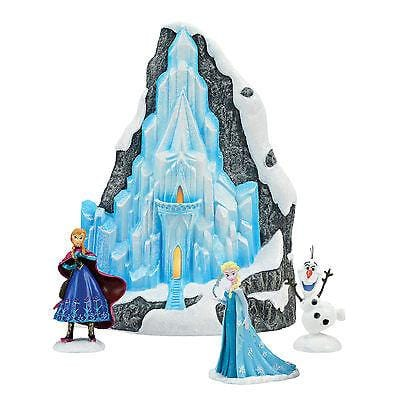 Dept 56 Frozen 2016 Frozen Village Gift Set #4056424