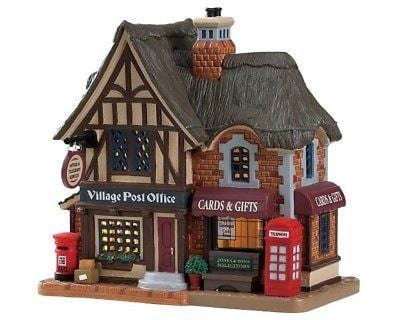 Lemax 2018 Village Post Office #85346 NIB FREE SHIPPING 48 STATES