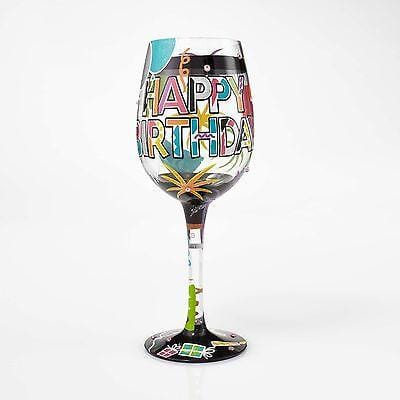 Lolita Wine Glasses Another Birthday #4058196    FREE SHIPPING 48 STATES
