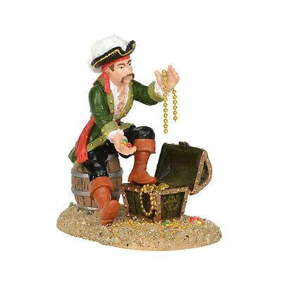 Dept 56 Margaritaville 2019 A Pirate & His Treasures #6003323 Free Shipping 48 States 2019