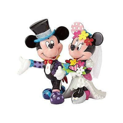 Disney By Britto 2017 Mickey & MInnie Wedding #4058179