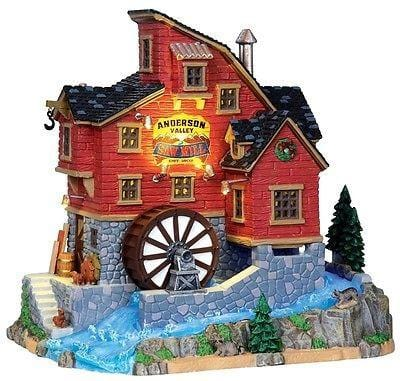 Lemax 2015 Anderson Valley Mill #15248 NIB
