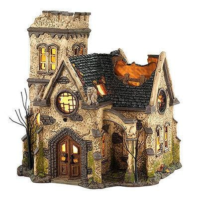 Dept 56 Halloween 2014 The Haunted Church #4036592 NIB FREE SHIP 48 STATES