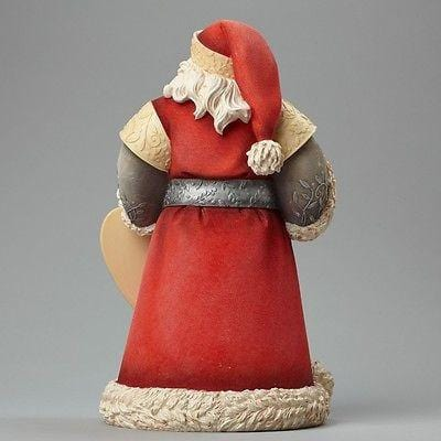 Heart Of Christmas 2015 Santa w/Heart #4046827 (Wonderful Detail) NIB FREE SHIP