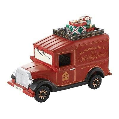 Dept 56 CIC 2016 Village Express Van-40th Anniversary #4050945 NIB FREE SHIP 48