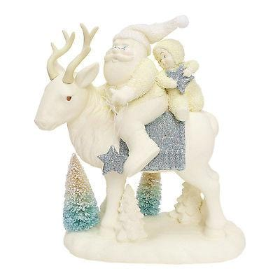 Dept 56 Snowbabies 2018 Peace Starry Night Journey #6000856     FREE SHIP 48 STA      2018