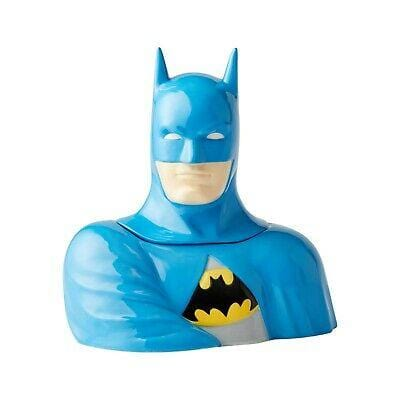 Enesco DC Comics Cookie Jar Batman #6003736 Free Shipping 2019