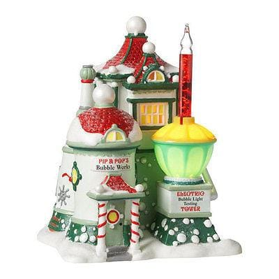 Dept 56 North Pole 2012 Pip & Pop's Bubble Works #4025280 NIB FREE SHIP 48 STATE