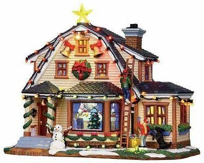 Lemax 2013 Decorating The House #15247 NIB