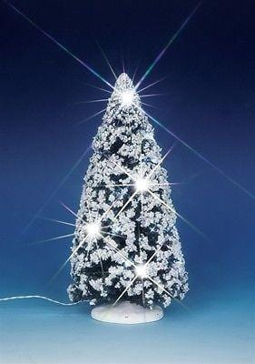 "Lemax 2013 9"" Sparkling Winter Tree #04252 NIB FREE SHIPPING 48 STATES"