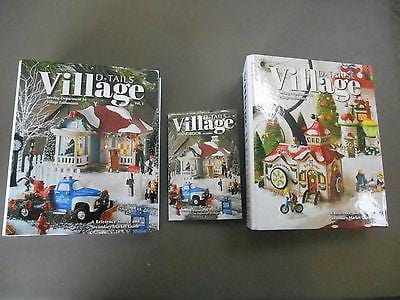 2016 Village D-Tails Secondary Market Guide Greenbook Vol 1 & 2 &  Handbook NEW