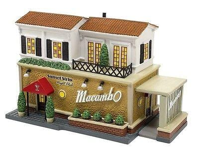 Dept 56 CIC 2011 The Macambo #4020942 FREE SHIPPING 48 STATES