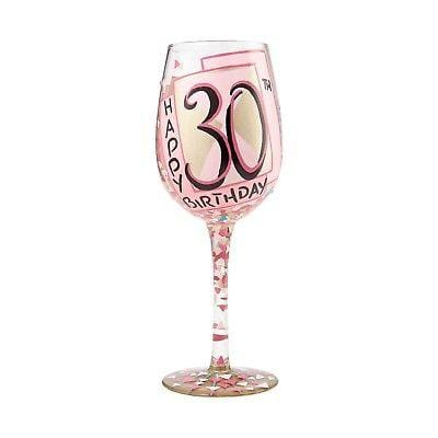 Lolita Wine Glasses 2017  30th Birthday #6000736    FREE SHIPPING 48 STATES