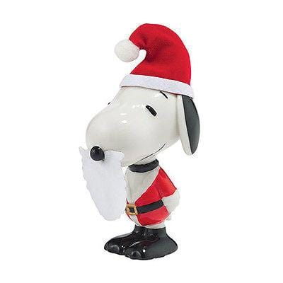 Dept 56 Peanuts Snoopy By Design Santa Canine #4044971 NEW FREE SHIP 48 STATES
