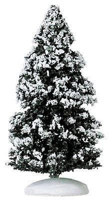 "Lemax 6"" Evergreen Tree #44085 NIB FREE SHIPPING 48 STATES"