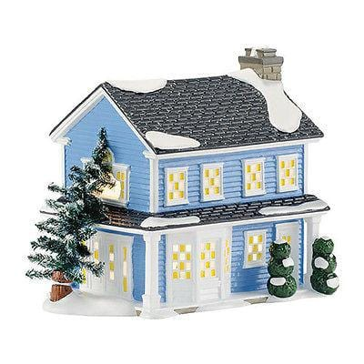 Dept 56 Snow Village 2014 Todd & Margo's House Christmas Vacation #4042409 NIB