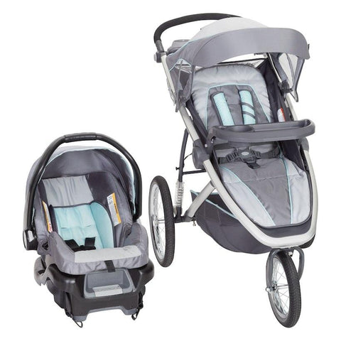 Baby Trend Go Lite Propel 35 Jogger Travel System-Glacier #571461 NIB    Free Shipping 48 States