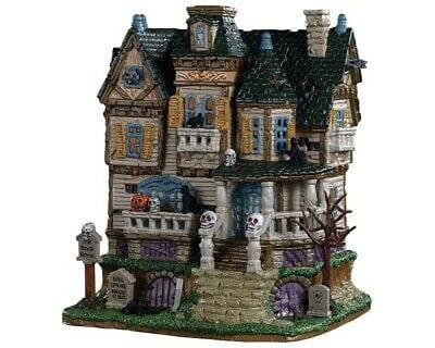 Lemax Halloween 2019 The Haunted Knoll #95442 Free Shipping 48 States 2019