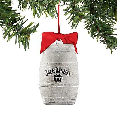 Dept 56 2016 Jack Daniel's Raw Tin Barrel #4052181    FREE SHIP 48 STATES