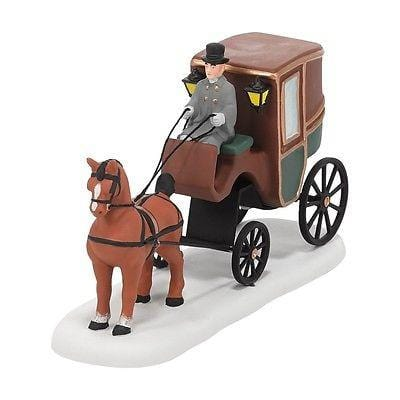 Dept 56 Dicken's 2014 Dickens' Carriage Ride #4036521 NIB FREE SHIP 48 STATES