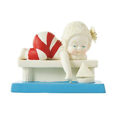 Dept 56 Snowbabies 2016 Come Sail  Away #4055967     FREE SHIPPING 48 STATES