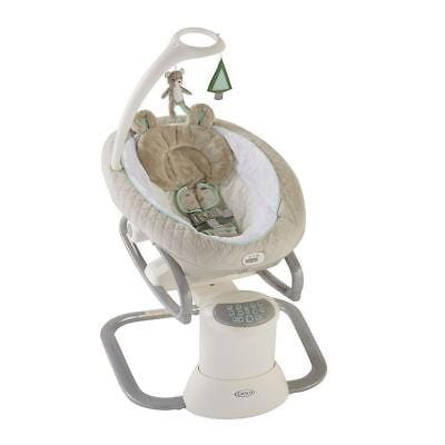 Graco Baby Everyway Multi Use Swing Soother w/Removable Rocker Josephine NEW    Free Shipping 48 States