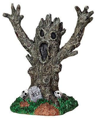 Lemax 2014 Spooky Trees Monster #43061 NIB FREE SHIPPING 48 STATES