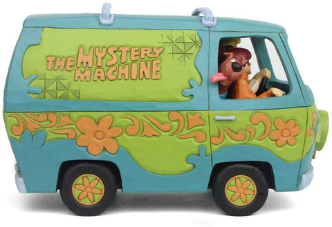 Enesco Scooby Doo Myster Machine  6005977  Free Shipping 48 States 2019