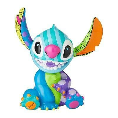 Disney By Britto 2019 Stitch Big Figurine #6003343 Free Shipping 48 States 2019