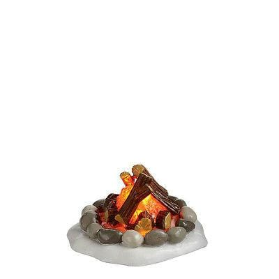 Dept 56 2011 Lit Fire Pit #4020247 NEW FREE SHIPPING 48 STATES