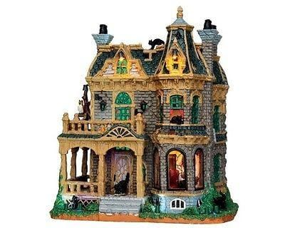 Lemax 2014 Halloween Withered Mansion #45662 NIB