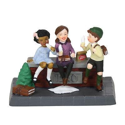 Dept 56 CIC 2018 City Streets, Frozen Treats #6000630    FREE SHIPPING 48 STATE   2018