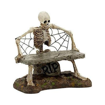 Dept 56 Halloween 2013 Is This Seat Taken? #4030781 NIB FREE SHIP 48 STATES